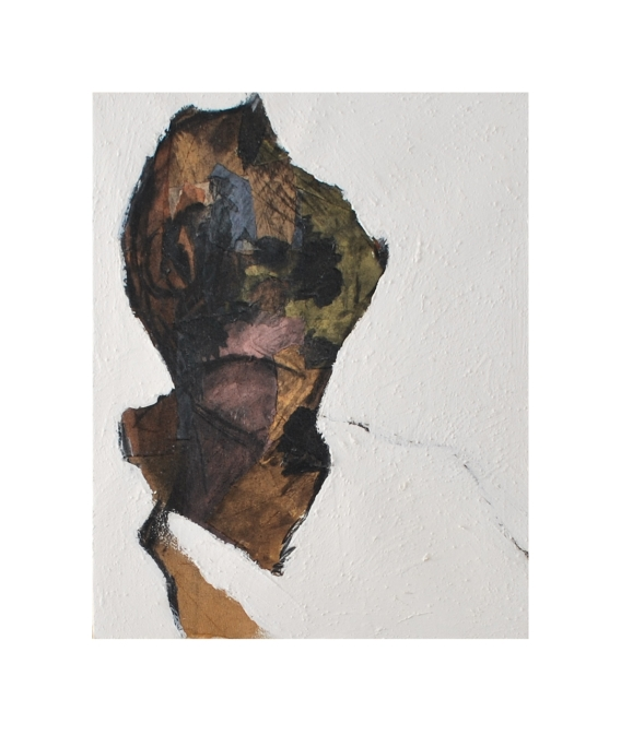 Ευθαλία Κερούλη, Bianche 22- 50,00 x 40,00 cm, 2012